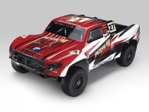 1: 8 Монстр-Трак RTA4 4WD short course truck S28 ДВС  (красный)